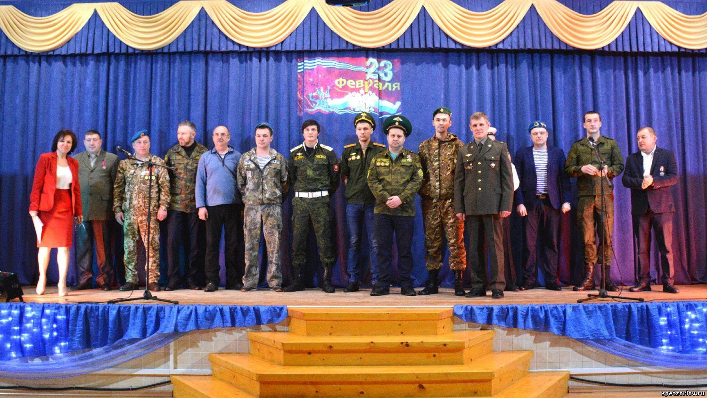 23 февраля — День защитника Отечества в СУВУ